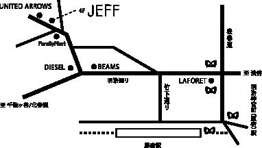 hairsalon jeff map