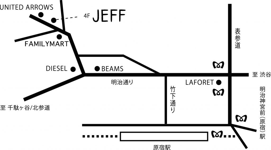 hairsalon jeff map